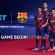 1xBet and Barcelona partner up!